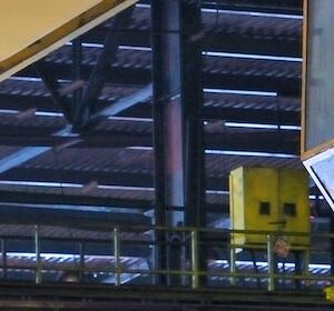 Overhead Gantry Crane Training Header - GetReady.ie