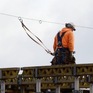 Working At Height Instructor Training Image - GetReady.ie
