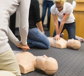 PHECC First Aid Responder Training - GetReady.ie
